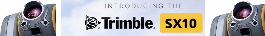Trimble sx10