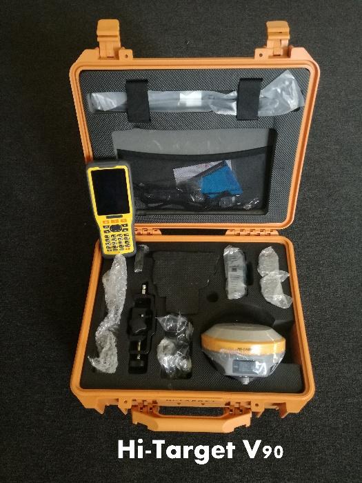 GPS HI TARGET V90