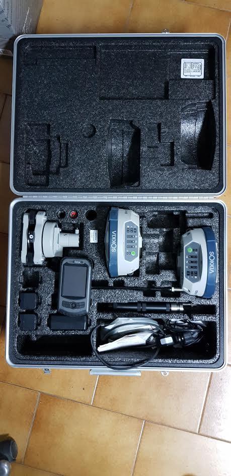 GPS SOKKIA GRX-1