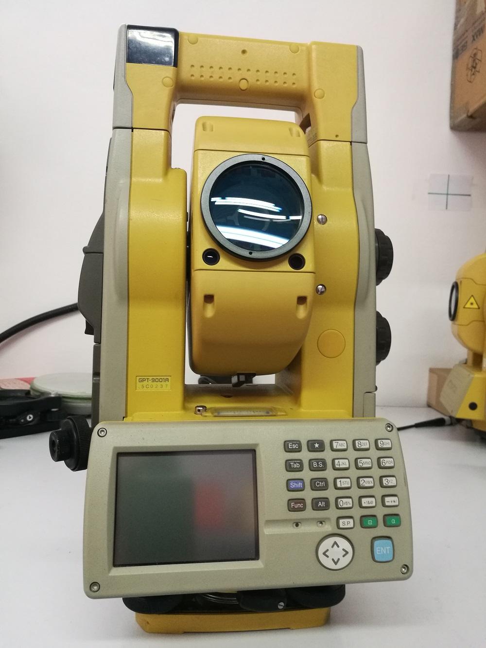 STAZIONE TOTALE TOPCON GPT9001A