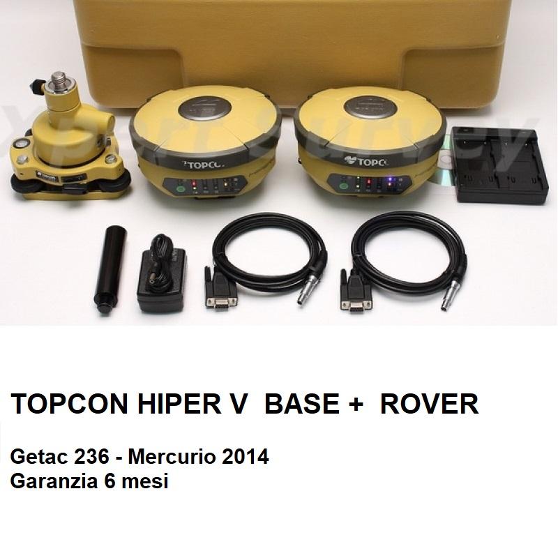 GPS TOPCON HIPER V