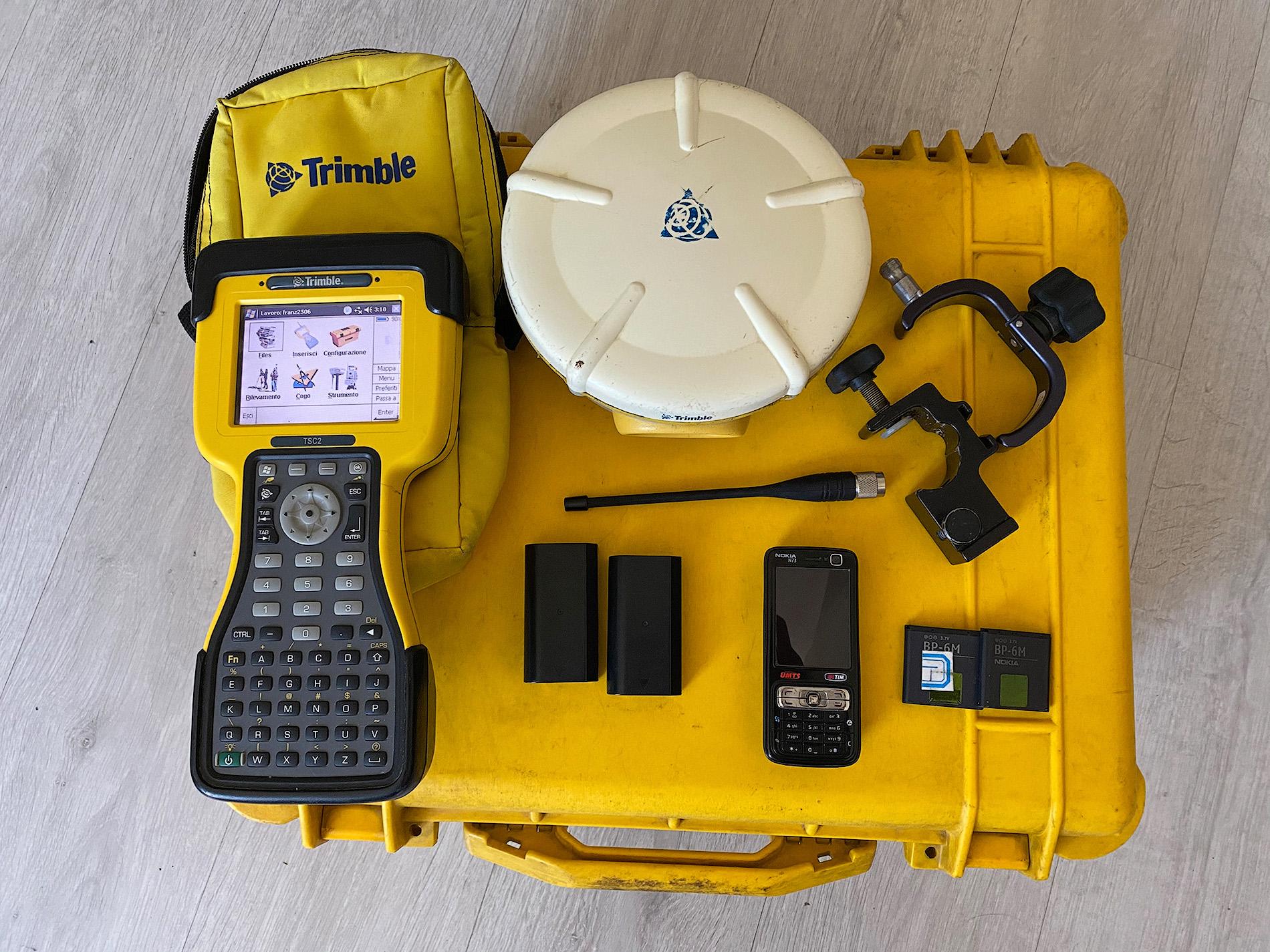 GPS TRIMBLE 5800